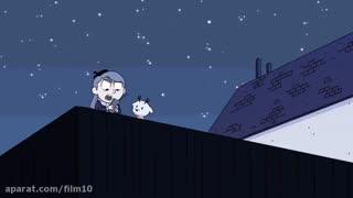 انیمیشن هیلدا فصل1 قسمت6 دوبله فارسی