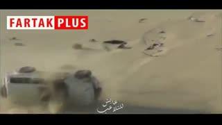 عاقبت تلخ جوگیر شدن راننده آفرود در امارات