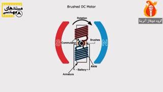 تفاوت بین موتور های جاروبک دار و بدون جاروبک