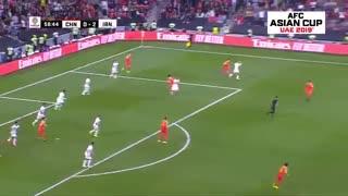 خلاصه دیدار چین 0_3 ایران (مرحلۀ یکچهارم نهایی جام ملتهای آسیا)