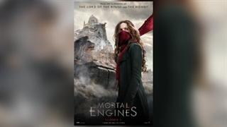 دانلود فیلم مورتال انجینز Mortal Engines 2018
