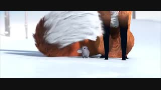 انیمیشن کوتاه داستان روباه و موش  Animated Short  Fox and  Mouse