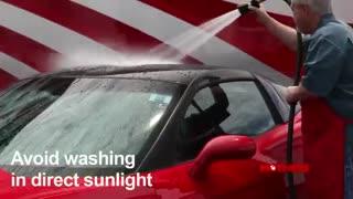 شامپو واکس 1 لیتری مادرز Mothers® Car Wash