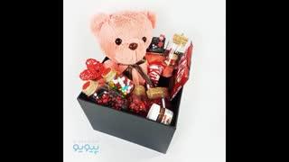 کادو ولنتاین - تنوع بینظیر پکیج هدیه | فروشگاه اینترنتی pioio
