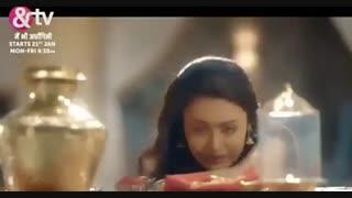 تیزری از سریال هندی بابازی آرمان هنرپیشه قبول میکنم