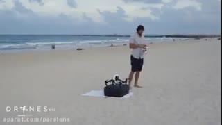 اجاره تجهیزات فیلمبرداری - پهپاد فیلم برداری