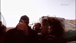 پشت صحنه فیلم قسم ساخته محسن تنابنده
