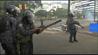 اعتراضات خیابانی روزهای اخیر در ونزوئلا