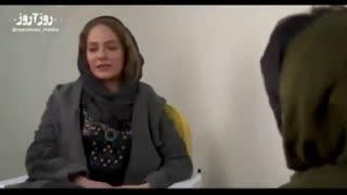 صحبت های جنجالی مهناز افشار درباره حجاب