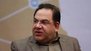دکتر محمد حسن فیروزی در نشست نقد و اندیشه