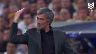 لحظههای به یادماندنی ژوزه مورینیو، جنجالیترین مربی تاریخ فوتبال