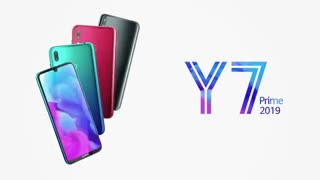 ویدئوی عربی معرفی گوشی هوآوی Y7 prime 2019