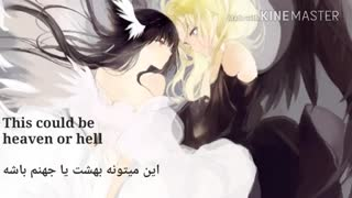 نایتکور heaven or hell با معنی _ زیرنویس فارسی و انگلیسی