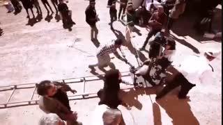 رونمایی از کلیپ پشت صحنه فیلم سینمایی «قسم»