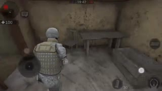 بازی زامبی برای گوشی Zombie Combat Simulator