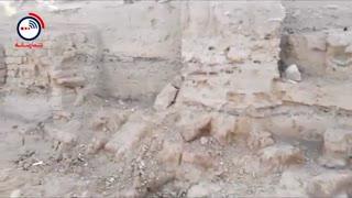 تپهای تاریخی که شخم زده شد!