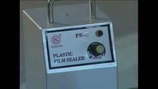 دوخت پلاستیک رومیزی