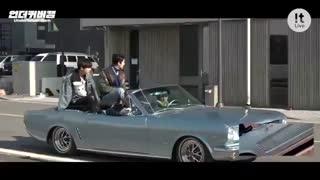 پشت صحنه موزیک ویدیو Love shot از گروه exo