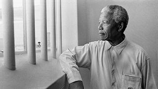 زندگینامه تصویری نلسون ماندلا