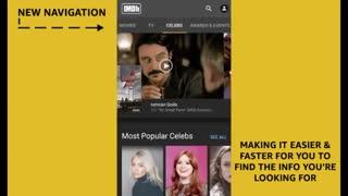 اپلیکیشن آی ام دی بی (IMDb)