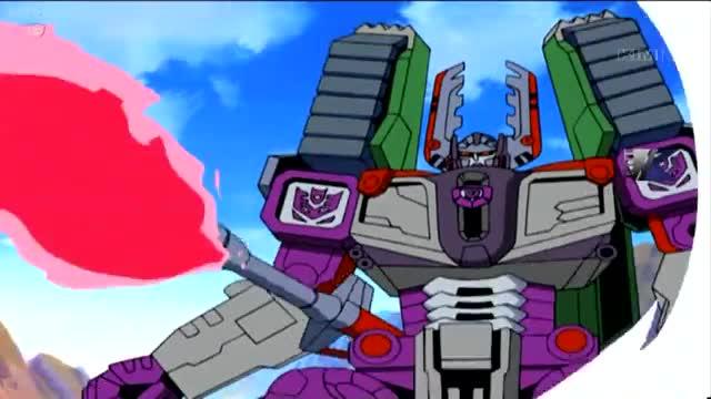 انیمیشن ربات های مبدل - Transformers با دوبله فارسی