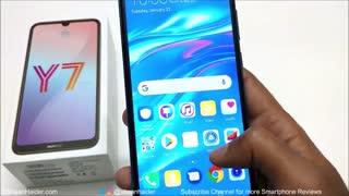 بررسی و معرفی Huawei Y7 Prime 2019