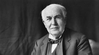 زندگینامه تصویری توماس ادیسون مخترع بزرگ