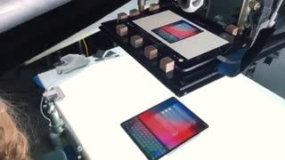 تبلیغ آیپد پرو اپل که فقط با استفاده از آیپدر پرو ساخته شده