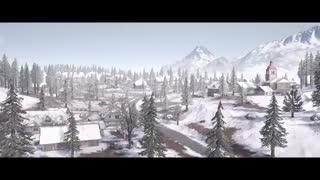 راهنمای بازی در نقشه برفی بازی پابجی - قسمت 1