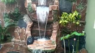 نازل پرده آب مولتی کالر | 021-91023302