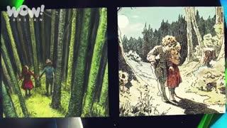ریشه های ترسناک داستان هنسل و گرتل چیست ؟
