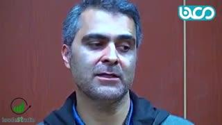 مصاحبه با دکتر افشین دبیری و مهندس شیدا جعفری