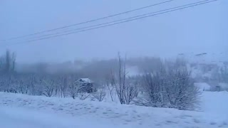 زمستان چهارمحال وبختیاری