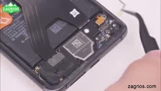 آموزش تعویض سوکت شارژ موبایل هوآوی Mate 20 Pro - زاگریوس