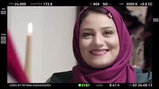 پشت صحنه فیلم هیولا به کارگردانی مهران مدیری