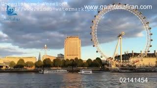 ویدیو جذاب از لندن