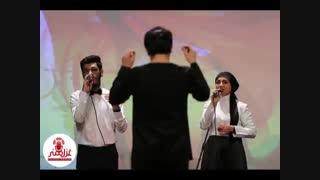 تصاویر اجرای وکاپلا  در جشن نوزده سالگی خانه موسیقی