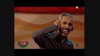 رپ خوانی وشعر خانی جواد رضویان در خندوانه(فوق العاده)