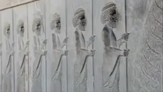 تخریب کامل تخت جمشید بر اثر فرو نشست زمین!!!