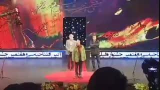رضا کیانیان در افتتاحیه جشنواره فیلم فجر: موقعی که من وارد سینما شدم، خانم معتمد آریا ستاره بودند