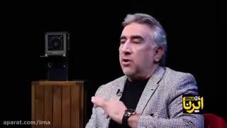 محمود دینی، بازیگر، روایت هایی از فیلم رقص، جلسه با احمدی نژاد و خواننده لس آنجلسی