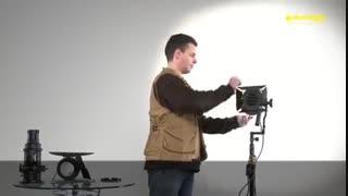 کرایه تجهیزات نورپردازی /  پارس لنز