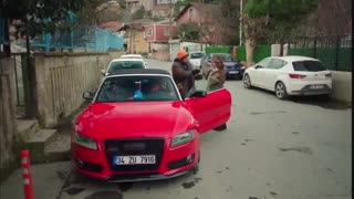 قسمت 55 سریال حکایت ما - Bizim Hikaye