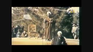 درباره وقایع لحظه ورود آیت الله خمینی به فرودگاه مهرآباد