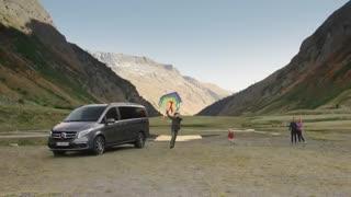 معرفی خودروی مینی ون مرسدس بنز V-Class 2019