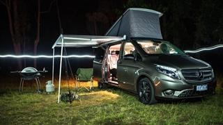 معرفی خودروی ون جدید مرسدس بنز Marco Polo 2019