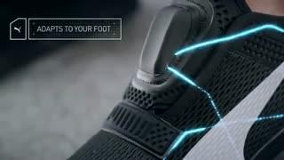کفش هوشمند پوما Fi که بند خودش را سفت میکند - گجت نیوز