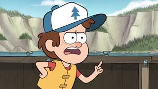 سریال Gravity Falls آبشار جاذبه :: فصل 1 قسمت 2 :: دوبله فارسی