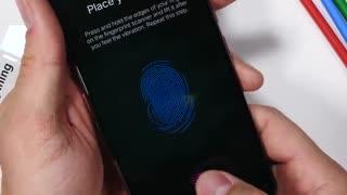 تست مقاومت گوشی vivo nex s dual screen