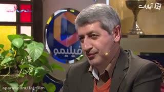 """کافه آپارات   مسعود ردایی تهیه کننده فیلم """"سال دوم دانشکده من"""""""
